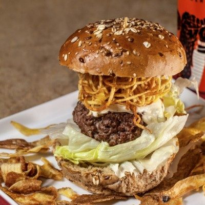 Hamburger Terence Hill 400min