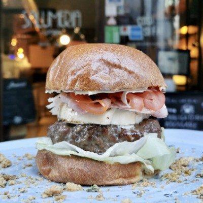Hamburger Tony Pisapia 400min
