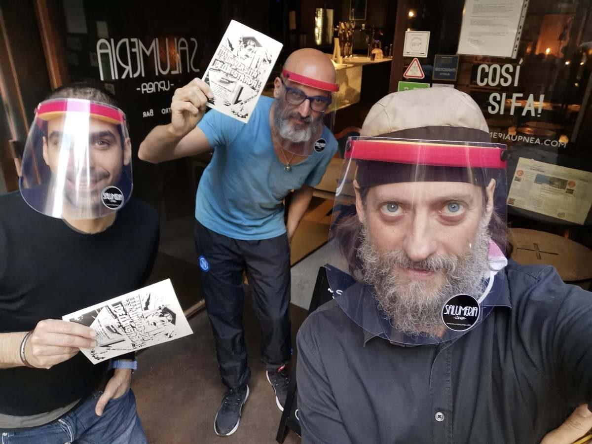 Stefano, Gigi, Genny